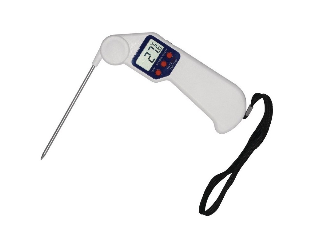 HygiPlas digitale thermometer 'Easytemp'
